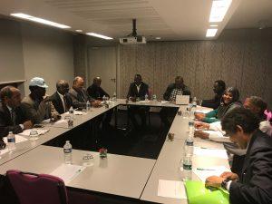 الجبهة الثورية السودانية بيان حول المشاركة في اجتماعات نداء السودان