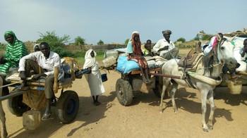 اعتداء على النازحين العائدين في شمال وشرق دارفور وإجبارهم للعودة للمعسكرات